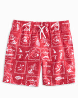 Boys Reyn Spooner Bandana Swim Trunks | Southern Tide