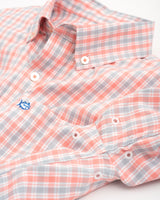 Boys Seaward Intercoastal Plaid Button Down Shirt | Southern Tide