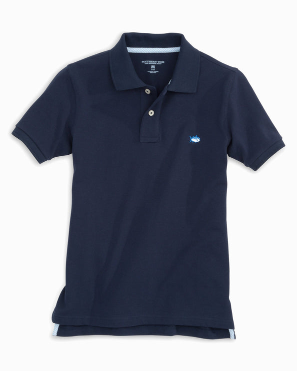 Boys Skipjack Polo Shirt