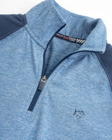 Boys Windjammer Performance Quarter Zip | Southern Tide