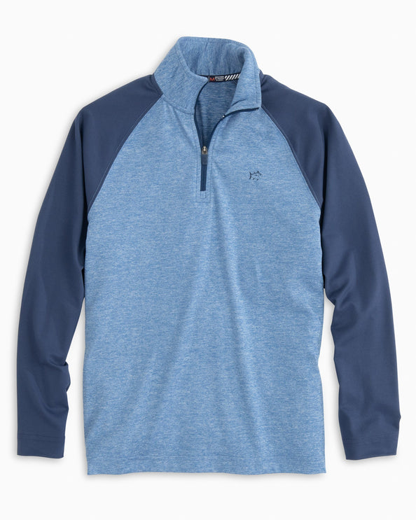 Boys Windjammer Performance Quarter Zip