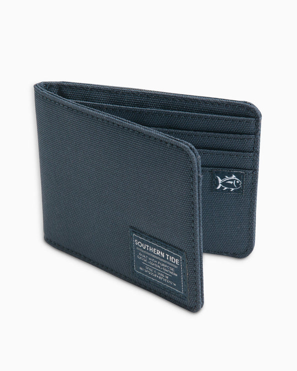 Southern Tide Canvas Wallet
