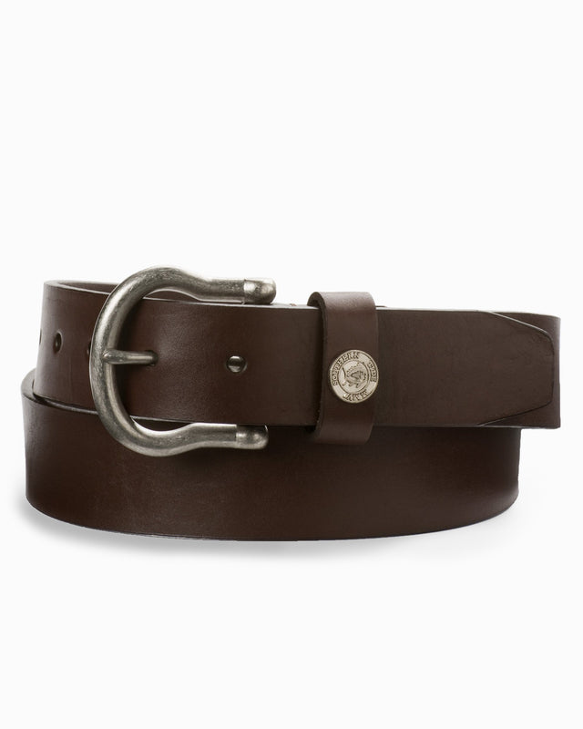 Classic Leather Belt | Southern Tide