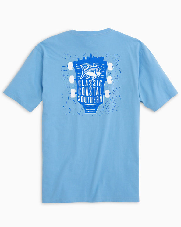Image of Classic Coastal Southern Concert T-shirt