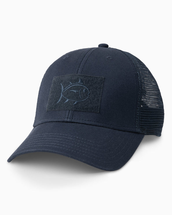 Embossed Loop Patch Trucker Hat
