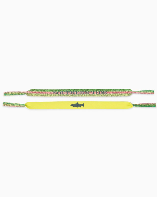 Rainbow Trout Fish Skin Sunglass Strap | Southern Tide