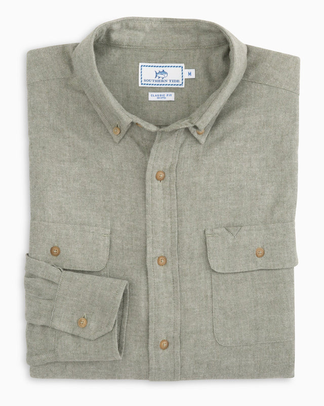 Forest Trail Work Shirt | Southern Tide