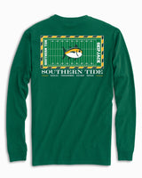 Baylor Bears Stadium Long Sleeve T-Shirt