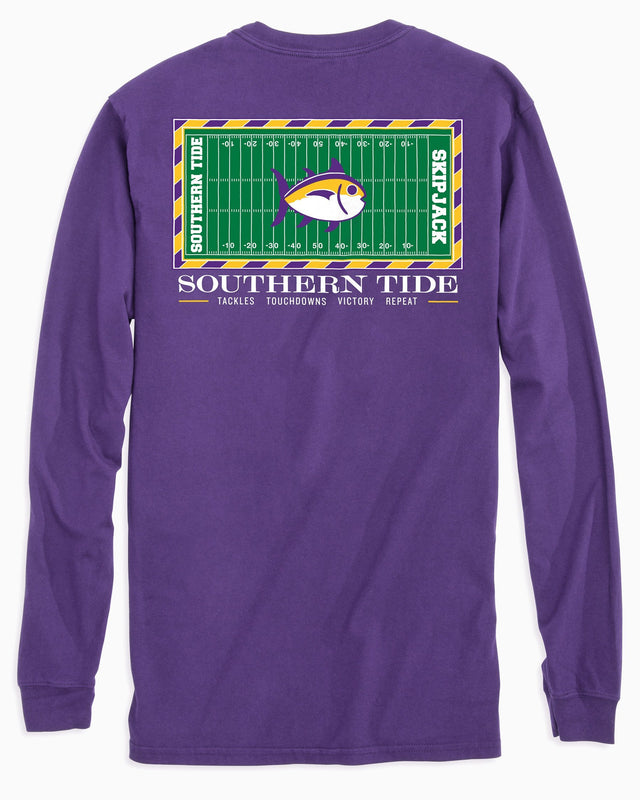 LSU Tigers Stadium Long Sleeve T-Shirt