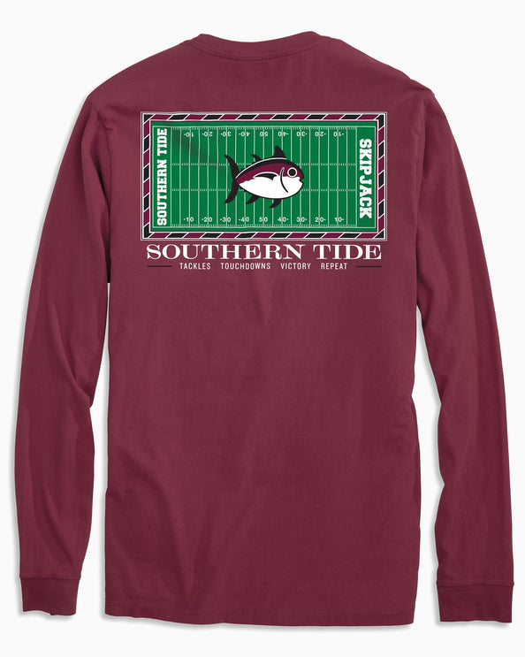 b6a58f57e30 Texas A M Aggies Stadium Long Sleeve T-Shirt