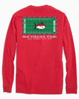 Georgia Bulldogs Stadium Long Sleeve T-Shirt