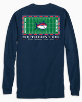 Ole Miss Rebels Stadium Long Sleeve T-Shirt