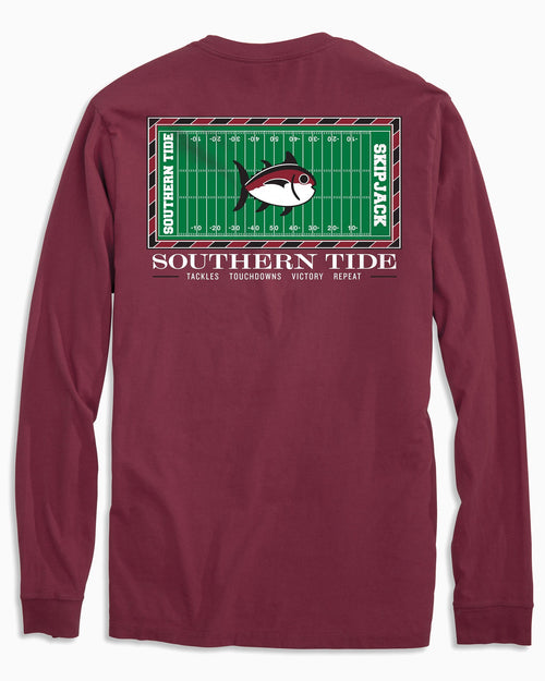 USC Gamecocks Stadium Long Sleeve T-Shirt