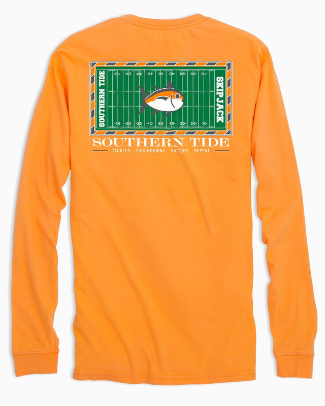 Gameday Football Stadium Long Sleeve T-shirt - University of Tennessee | Southern Tide