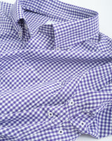 Gameday Gingham Intercoastal Performance Shirt - Clemson University | Southern Tide