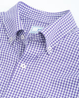 Gameday Gingham Intercoastal Performance Shirt - East Carolina University | Southern Tide