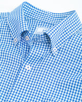 Gameday Gingham Intercoastal Performance Shirt - Georgia Institute of Technology | Southern Tide