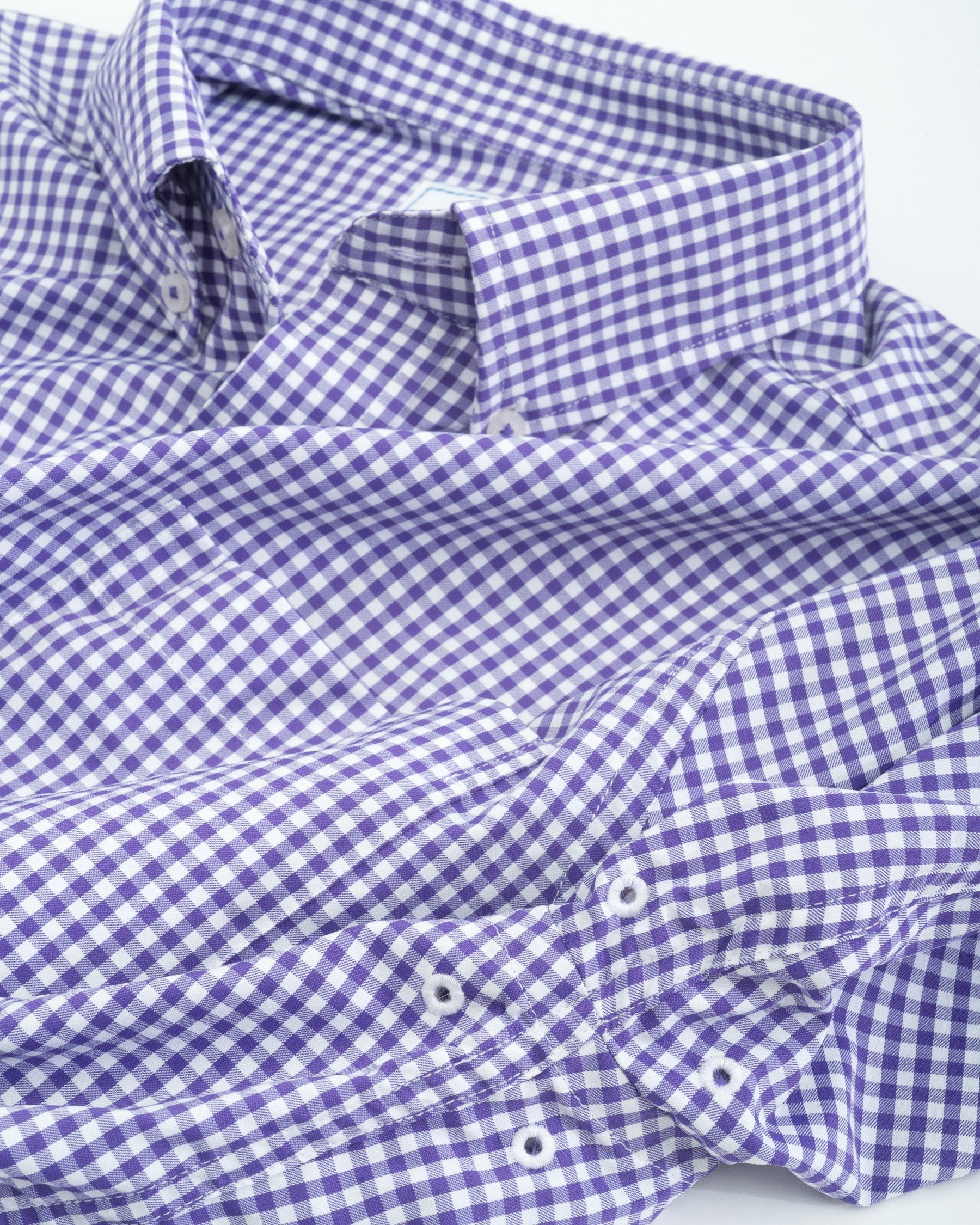 Gameday Gingham Shirt Lsu Southern Tide