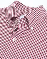 Gameday Gingham Intercoastal Performance Shirt - Mississippi State University | Southern Tide