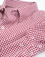 Arkansas Razorbacks Gingham Shirt | Southern Tide