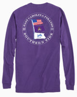 East Carolina Flags Long Sleeve T-Shirt | Southern Tide