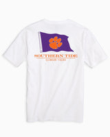 Gameday Nautical Flags T-shirt - Clemson University | Southern Tide