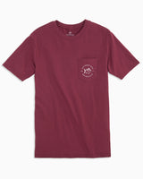 Gameday Nautical Flags T-shirt - College of Charleston | Southern Tide