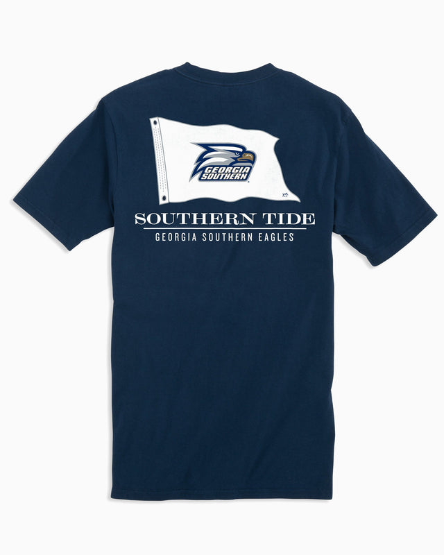 Gameday Nautical Flags T-shirt - Georgia Southern University | Southern Tide