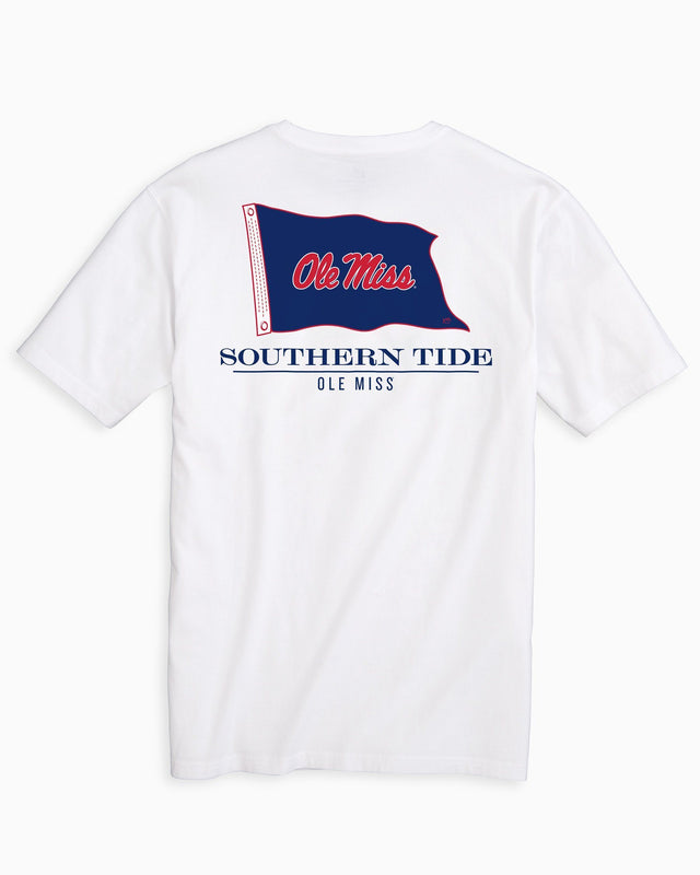 Gameday Nautical Flags T-shirt - University of Mississippi | Southern Tide