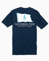 Gameday Nautical Flags T-shirt - The Citadel | Southern Tide