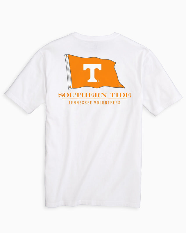 Tennessee Vols Flag Short Sleeve T-Shirt | Southern Tide