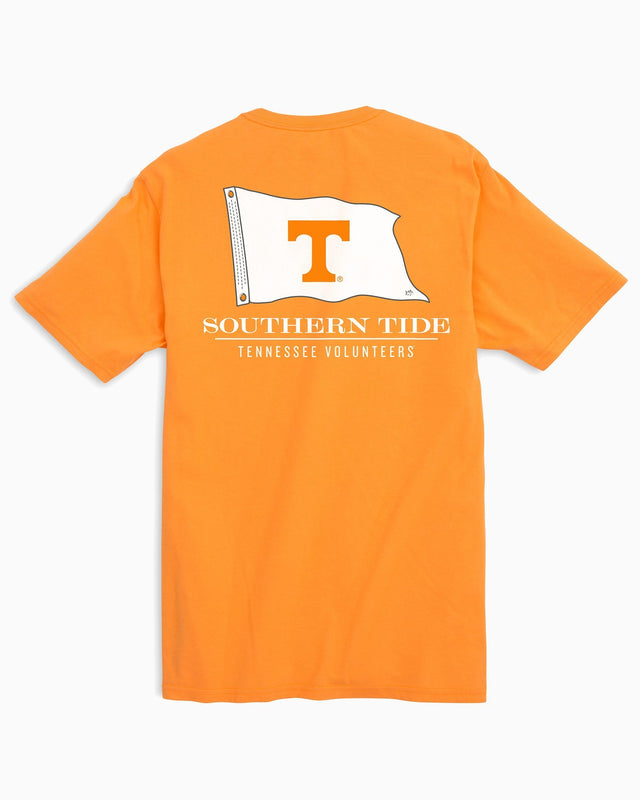 Gameday Nautical Flags T-shirt - University of Tennessee | Southern Tide