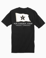 Vanderbilt Flag Short Sleeve T-Shirt | Southern Tide