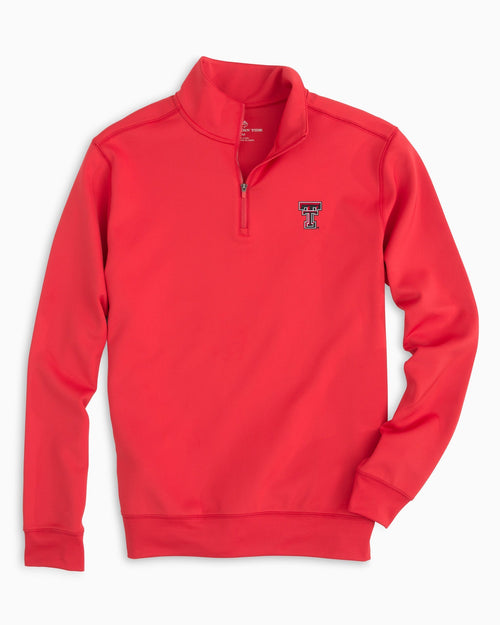 Texas Tech Quarter Zip Pullover | Southern Tide
