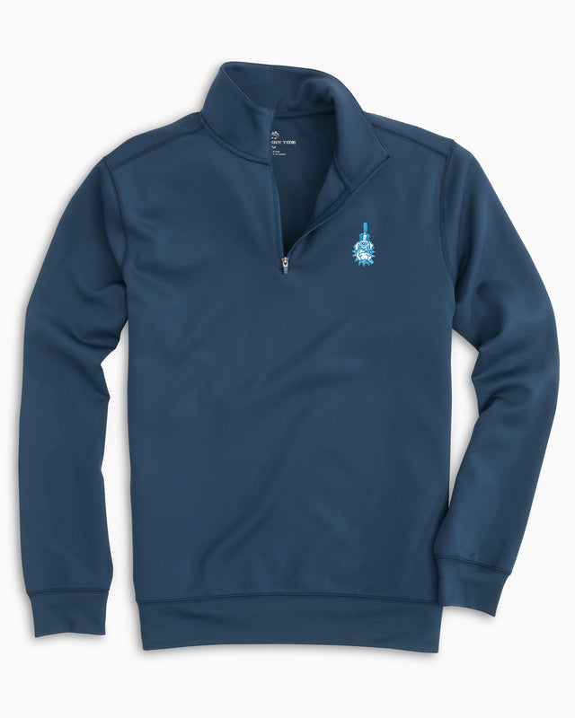 Gameday Performance 1/4 Zip Pullover - The Citadel | Southern Tide