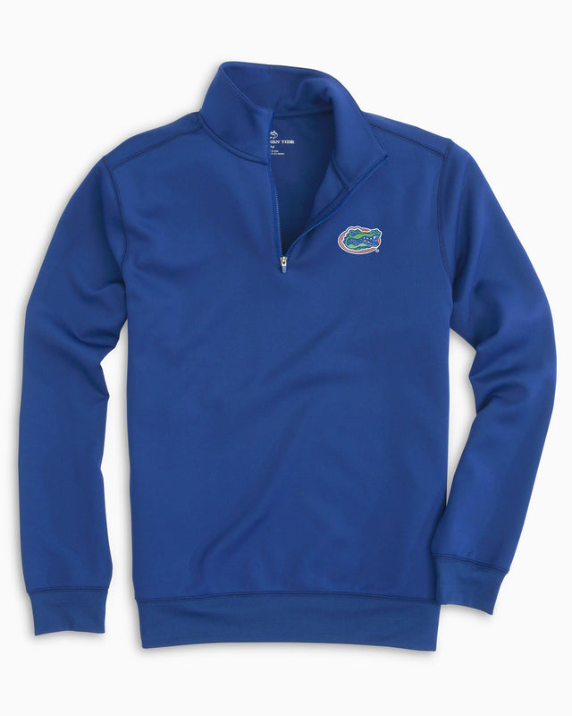 Gameday Performance 1/4 Zip Pullover - University of Florida | Southern Tide