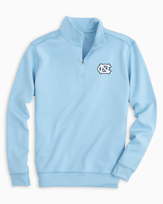 Gameday Performance 1/4 Zip Pullover - University of North Carolina | Southern Tide