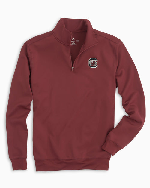 USC Gamecocks Quarter Zip Pullover | Southern Tide