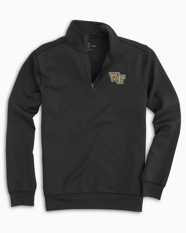 Wake Forest Quarter Zip Pullover