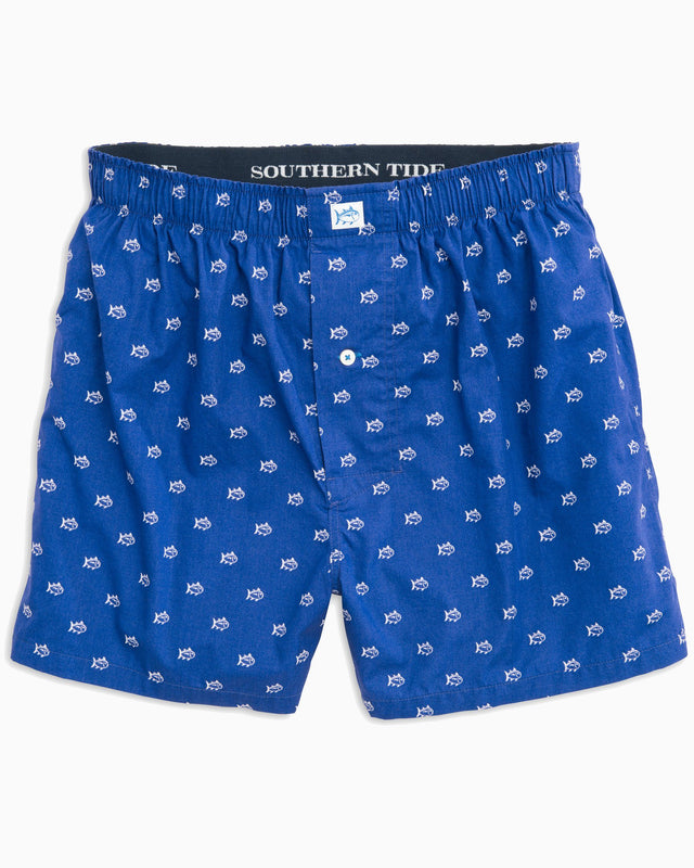Gameday Skipjack Boxer | Southern Tide