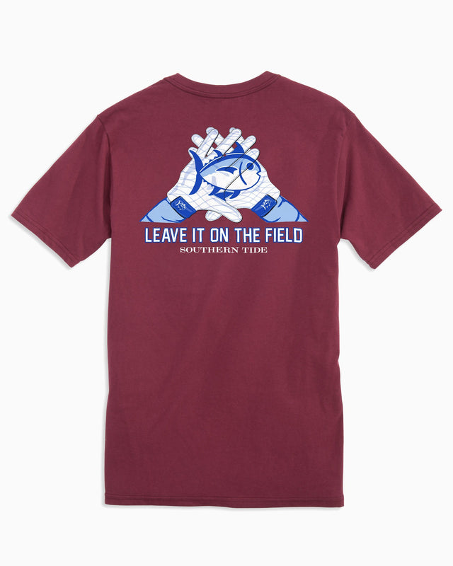 Gameday Skipjack Gloves T-shirt - Texas A&M University | Southern Tide