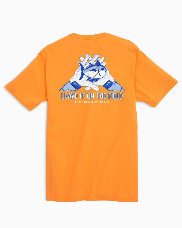 Tennessee Vols Gloves Short Sleeve T-Shirt