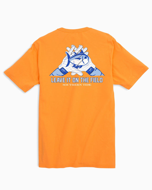 Gameday Skipjack Gloves T-shirt - University of Tennessee | Southern Tide
