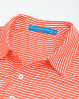 Auburn Tigers Striped Polo Shirt | Southern Tide