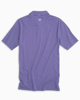 Gameday Stripe Polo - Louisiana State University | Southern Tide