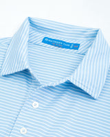 Gameday Stripe Polo - The Citadel | Southern Tide
