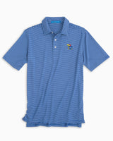 Gameday Stripe Polo - University of Kansas | Southern Tide