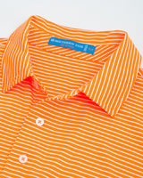 Tennessee Vols Striped Polo Shirt | Southern Tide