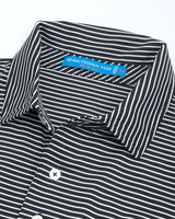 Wake Forest Striped Polo Shirt | Southern Tide