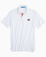 Gameday Tattersall Placket Polo - Auburn University | Southern Tide